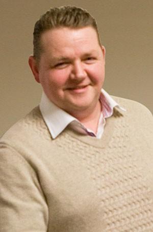AC-ET Ireland's Managing Director, Aaron Cripps
