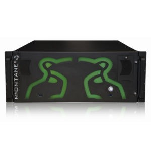 Green Hippo Montane  Hippotizer Media Server
