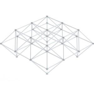 SIXTY82 Node82 lattice frame system