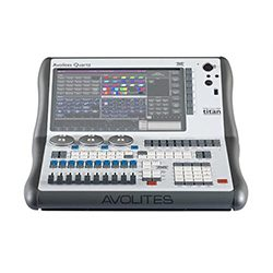 Avolites Quartz lighting console