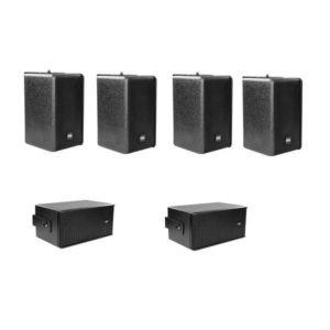 Installation speaker packages