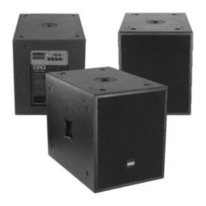 Live Series Subwoofers