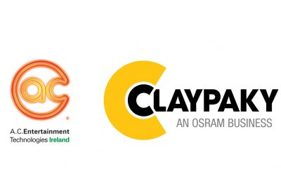 AC-ET Ireland and Claypaky