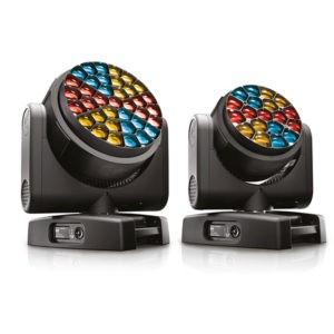 HY B-EYE LED Moving Wash Light Range