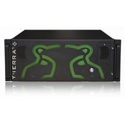 Tierra  Hippotizer Media Server